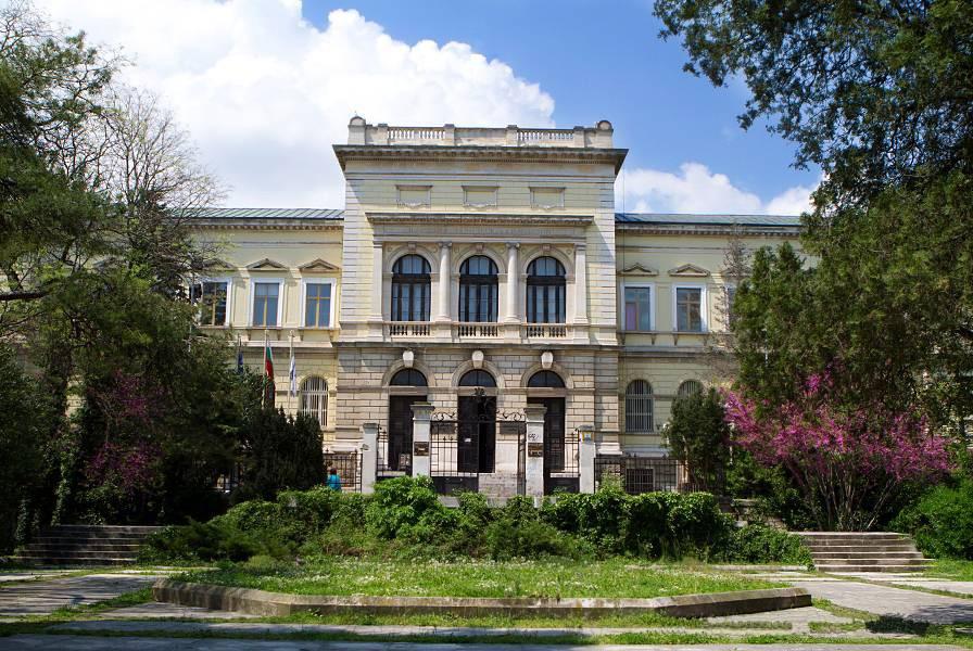 Varna-Archaeological-Museum