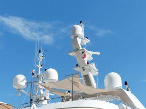 sistima radar kai sonar